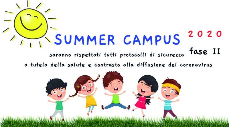 summer campus atletica vomano