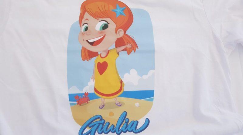 Giulia family ambassador Comune Giulianova