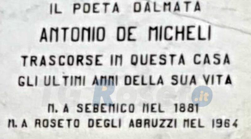 Antonio De Micheli
