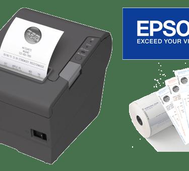 Stampante Ricevute Fatture EPSON TM-86FII