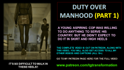 DUTY OVER MANHOOD (PART 1) (VIDEO)