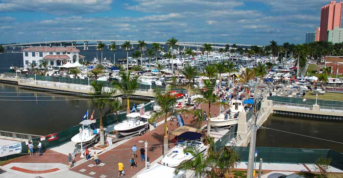 44th Annual Fort Myers Boat Show Tom George Yacht Group