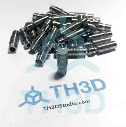 Tough Titanium Heatbreak - For V6 or Volcano Hotends