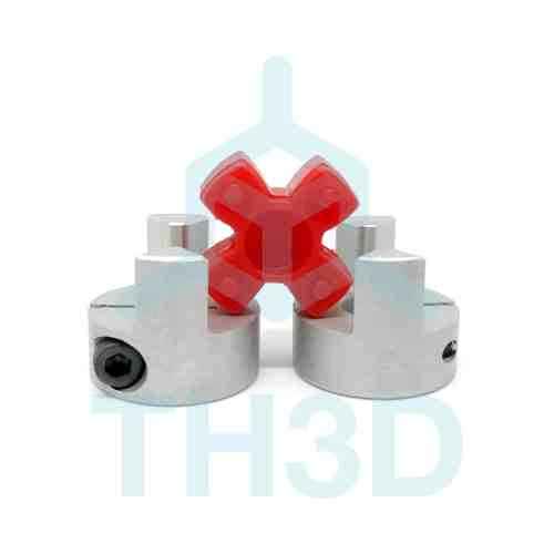 Upgraded Leadscrew Coupler - For CR-10/CR-10S/Tornado/Ender 2 and More