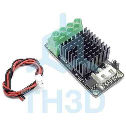 High Amp 12V/24V MOSFET V2 - Heated Bed or Hotend