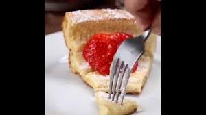 How to Make a German Pancake - Recipe