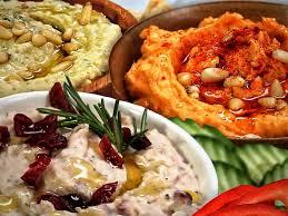 Hummus 3 Ways recipes