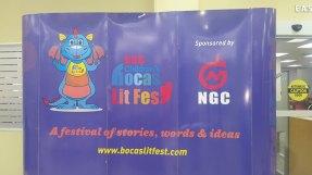 NGC's Bocas Lit Fest.