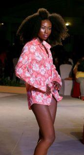 Kariella Ramsden wearing Ecliff Elie Designs.