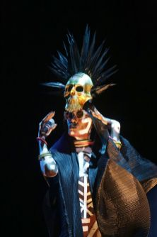 Singer, actress, model Grace Jones brings her unique combination of art and music to the stage.