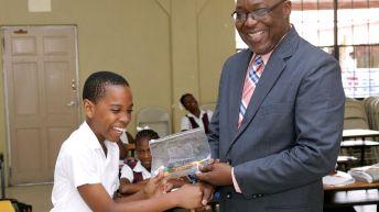 Tobago SEA school tour