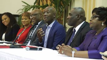 THA meets with Chamber