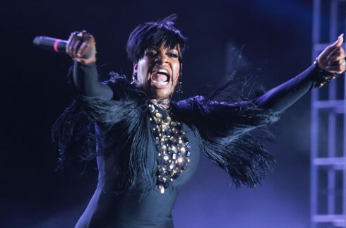 Fantasia puts on a show with her powerful vocals and excellent stage presence.