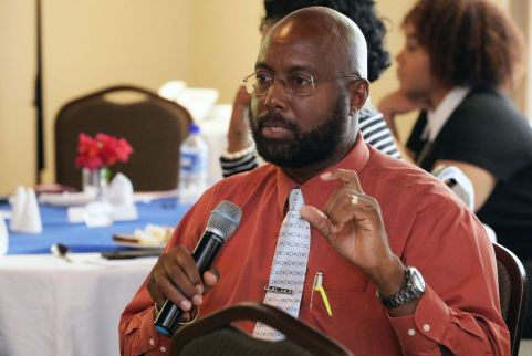 CEO of the Tobago Hospitality and Tourism Institute Stephen Sheppard.
