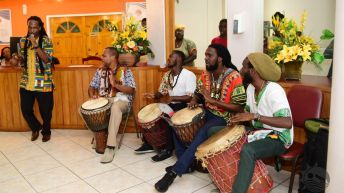 Emancipation Celebrations at DOTCT