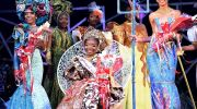 Windward Afro Queen crowned
