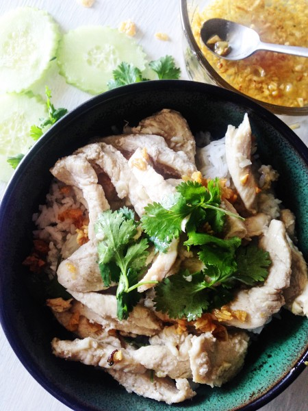 Thai Garlic & Pepper Chicken Stir-Fry Recipe