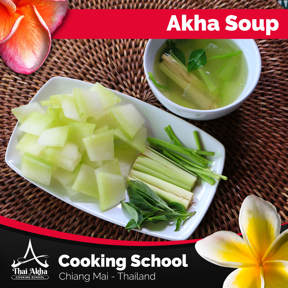Akha Soup - Akha Kitchen - Akha Recipes - Thai Akha Kitchen