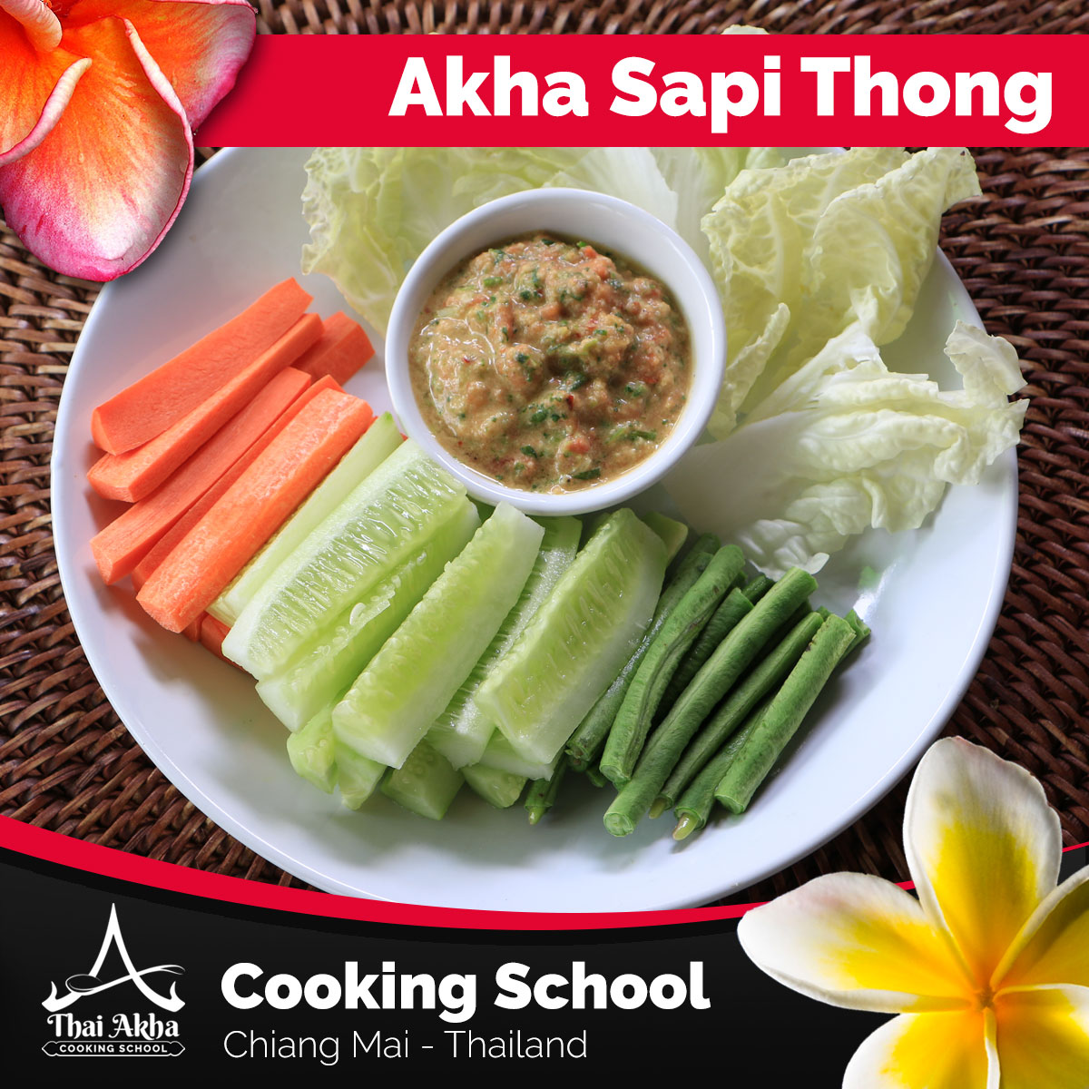 Akha Sapi Thong - Akha Kitchen - Akha Recipes - Thai Akha Kitchen