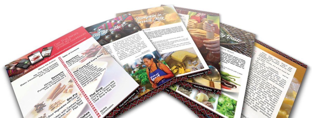 Cookbook Akha Kitchen - Akha Recipes - Thai Akha Kitchen