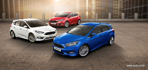 1-New Ford Focus