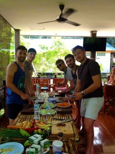All Guys Cooking Class July 2017