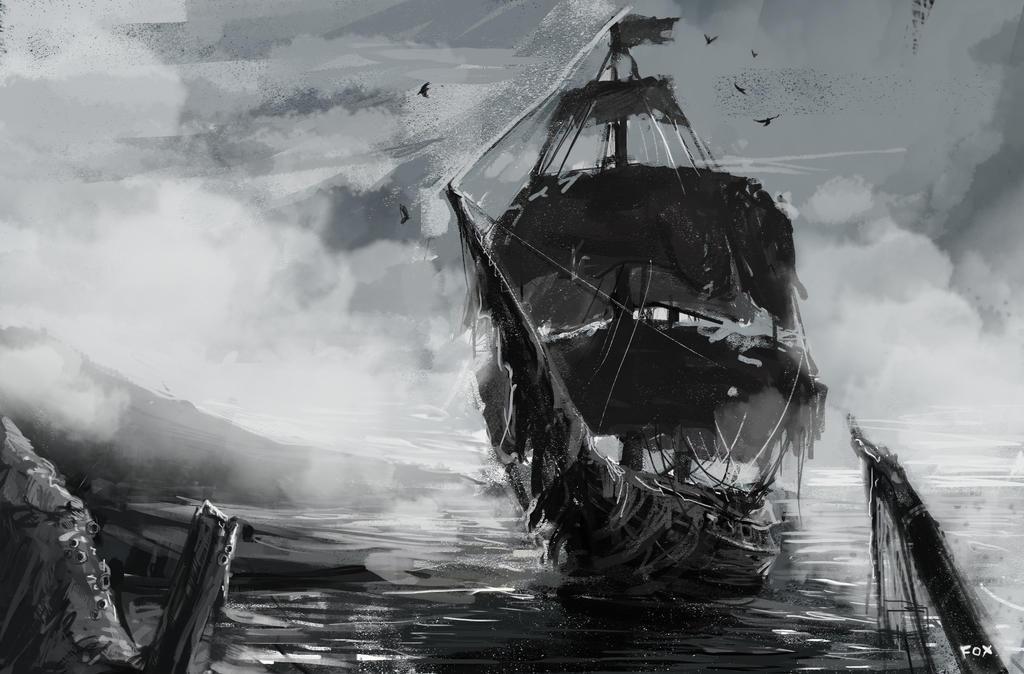 Ghost ship |