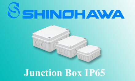 SHINOHAWA: Junction-box
