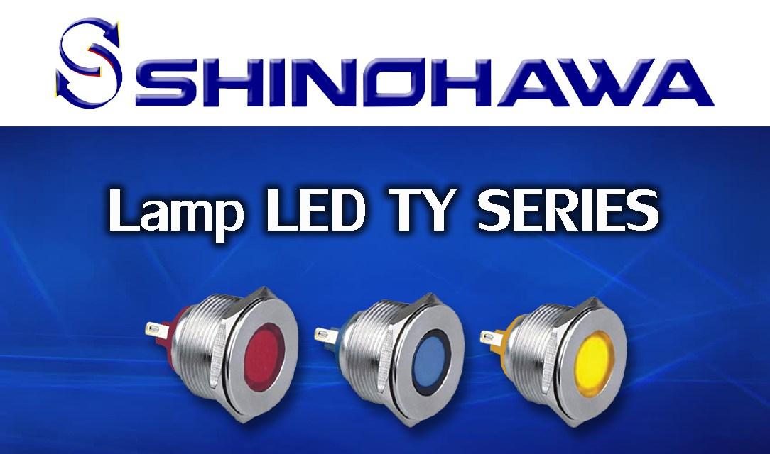 SHINOHAWA: lamp-led-ty-series