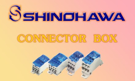 SHINOHAWA: connector-box