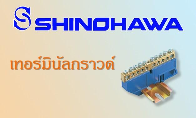 SHINOHAWA: เทอร์มินัลกราวด์