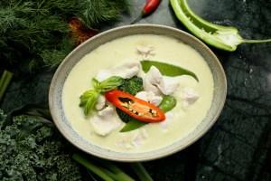 green curry, thai food, thai ingredient