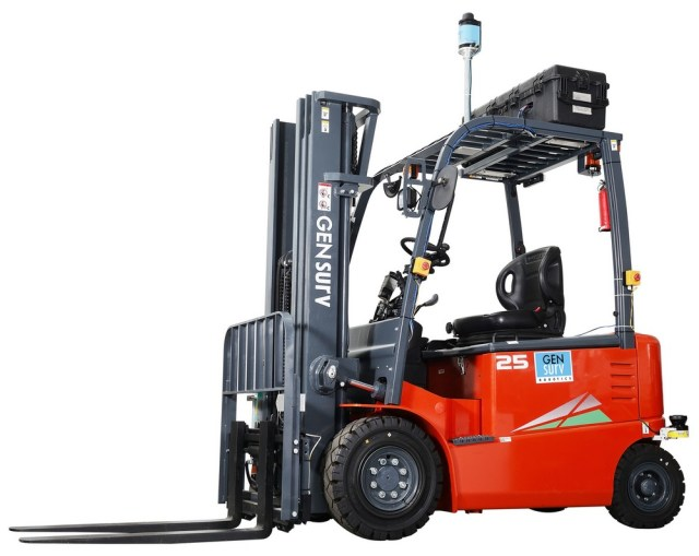 Fork Lift PLY (Pic)