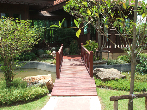 Welcome To Pornchai Gardens Thailand S Top Landscape And
