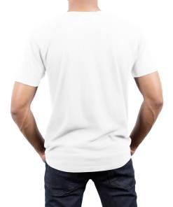 เสื้อยืด คอวี แขนสั้น 2570W_B