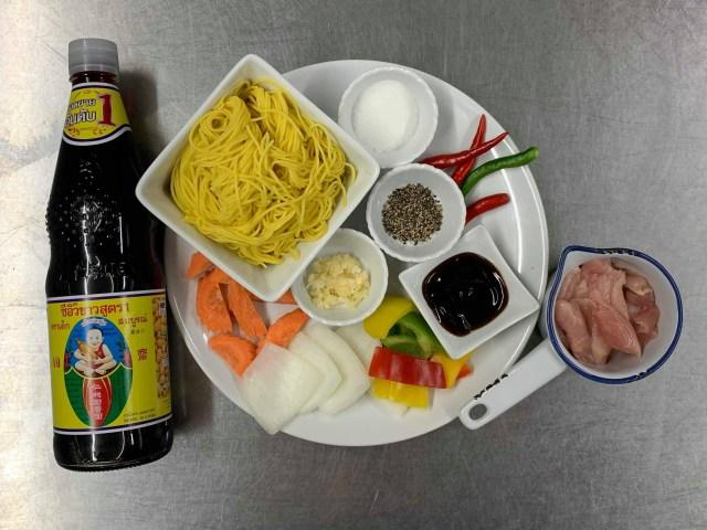 Delicious Thai ingredients