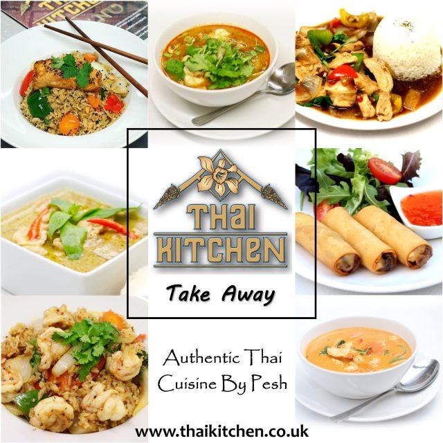 Thai Take Away in Bolton