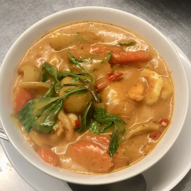 Masaman Thai Curry