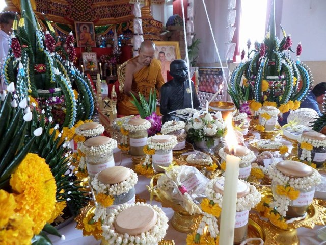 Luang Phu Sin Blessing the Prai Maha Sethee 89 Edition Amulets