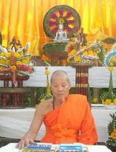 Luang Phu sawad - Wat Kaset Sukh Payao