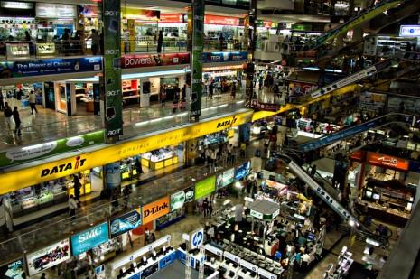 Pantip Plaza Bangkok