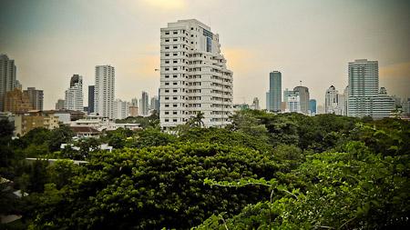 ekamai city view