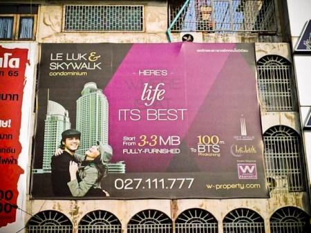Bangkok developers