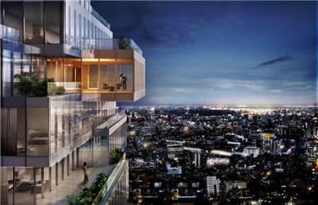 Ritz-Carlton Residences, Bangkok