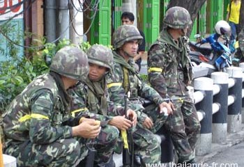 2006 coup in Thailand