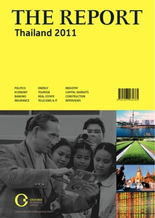 The Report 2011 Country Coverage Thailand