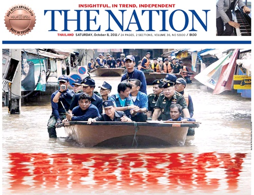 The severe floods of 2011 were an indicator of Thailand's globalized economy