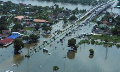 flood damage costing 1-1.7 per cent of GDP