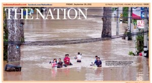 Thailand faces its worst flooding