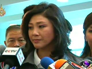 Thai Prime Minister Yingluck